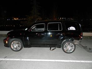 HHR driver suspected to be DUI as well WSP 040915
