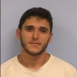 Mason Bandy DWI arrest on 092915 by Austin Texas Police