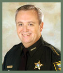 St. Johns County Florida Sheriff David Shoar