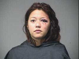 Sydnee Adora Jones Charged with felony DUI fatal 101615