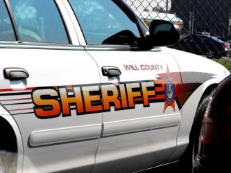 Will County Sheriff patrol car