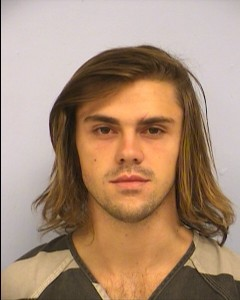 Anthony Benesh DWI arrest by Austin Texas Police on 111515