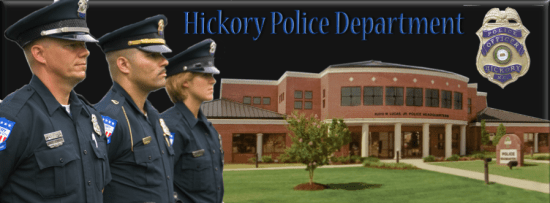 Hickory Police Department