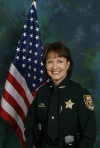 Alachua County Fla Sheriff Sadie Darnell