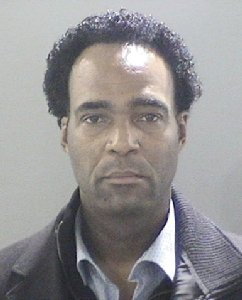 Marcus Glenn booking photo for fatal DUI Wayne County Mich 022716