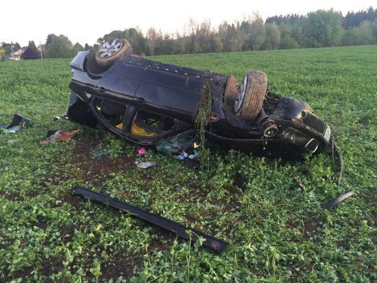 Lovelady DUI crash 050116