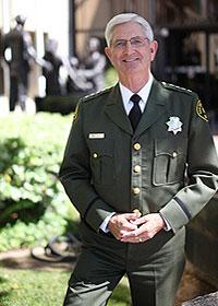 San Diego County Calif. Sheriff Bill Gore