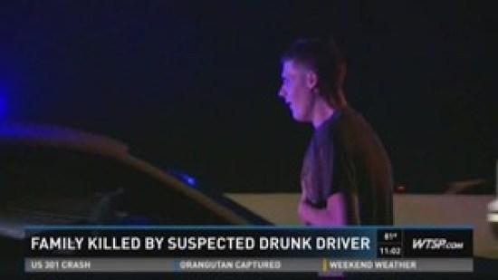 Florida: Highway Patrol says DUI driver Joshua Eric
