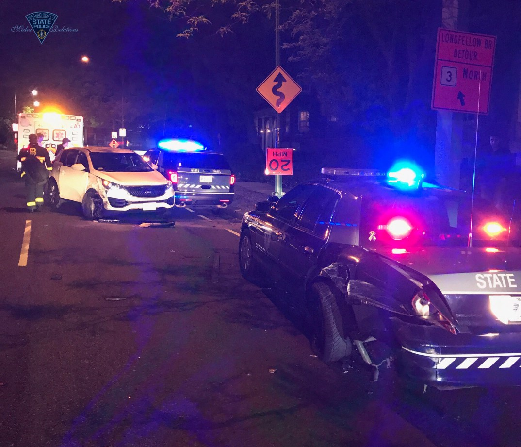 Massachusetts State Police report that Eduardo D  DaSilva