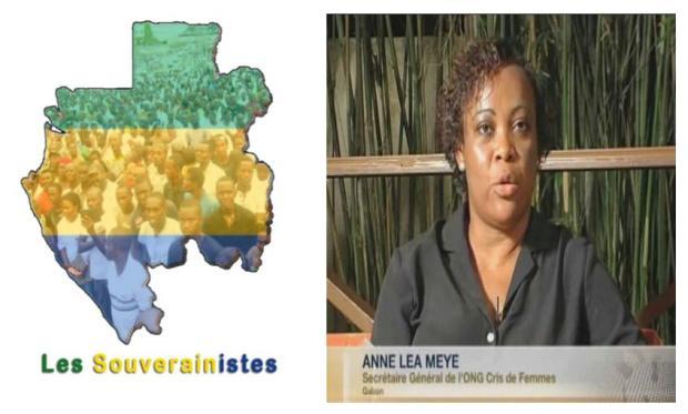 Union natinale-souverainiste-Mme léa annie meye
