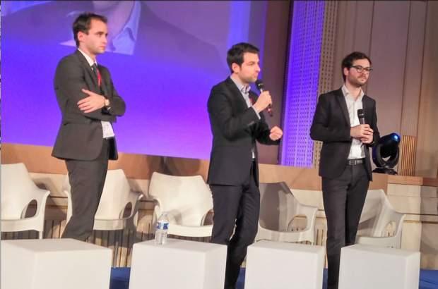 Forumafrique2016 2016-les reprs&sentats de startup