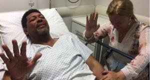 Le pasteur évangélique Valdemiro Santiago poignardé en plein culte
