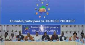 Gabon-Dialogue-Politique-Remise-des-rapports-commissions-3-et-4-