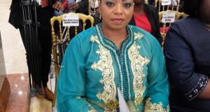 Mme Annie Christel Eugénie LIMBOURG IWENGA-Membre d la CONAFEM