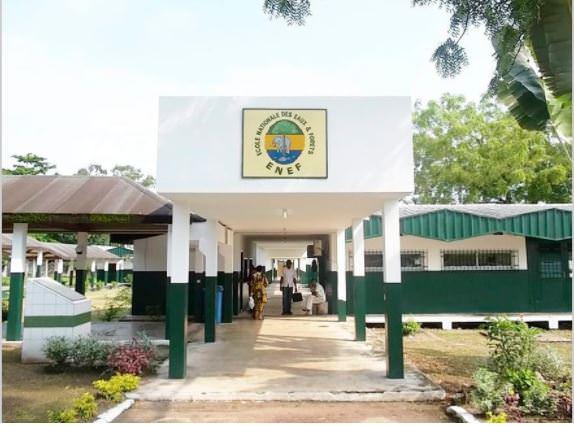 Grève-à-l'École-nationale-des-eaux-et-forêts-Les-étudiants-fustigent-l'exclusion-d'un-des-leurs