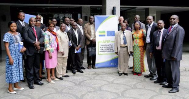 Gabon - 571 millions UE pour la formation et l'insertion des jeunes