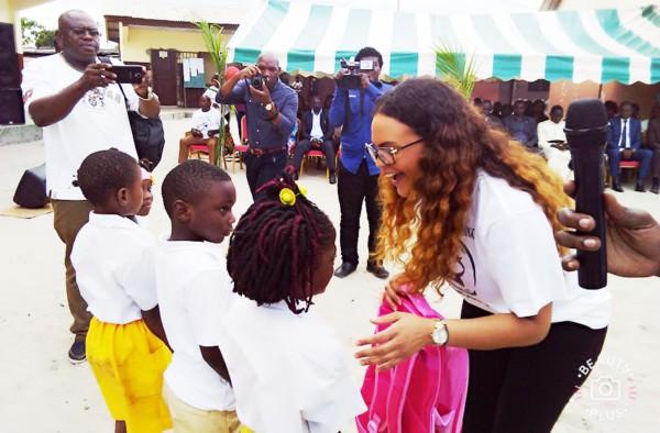 Rentrée scolaire/Port-Gentil : Tradition du Groupe Tchango respectée