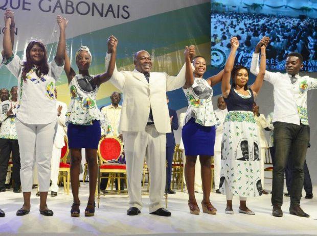 Parti Démocratique Gabonais : Communiqué de Presse