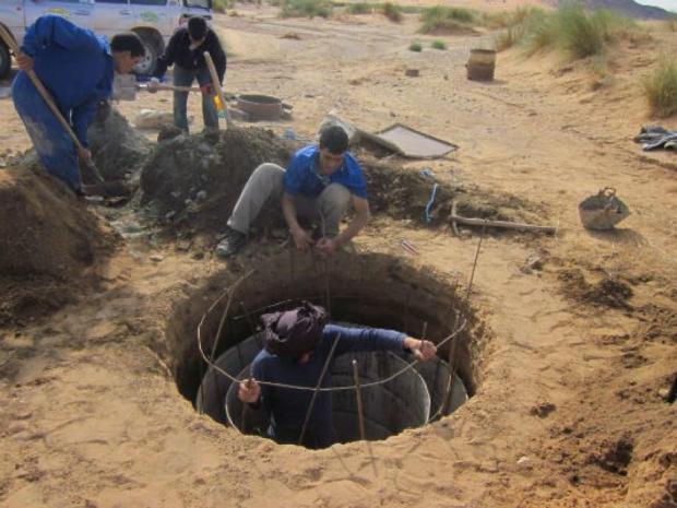 L'afrique du Nord face à ses problemes hydriques