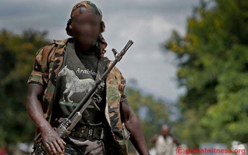 Sud-Kivu: attaque des Raïa Mutomboki sur les positions des FARDC à Chiriba