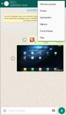 Whatsapp : une vulnérabilité compromet le secret des conversations