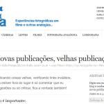 Novas publicações, velhas publicações