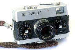 Rollei 35, uma das menores câmeras 35mm full frame do mundo 1