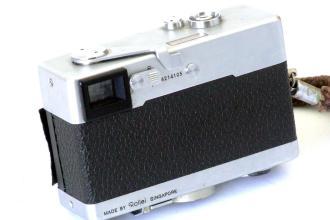 Rollei 35, uma das menores câmeras 35mm full frame do mundo 2