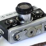 Rollei 35, uma das menores câmeras 35mm full frame do mundo