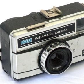 Kodak Instamatic 177 XF, camerinha do coração