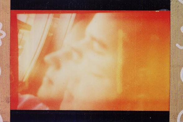 Polaroid i-Zone na Lomo LC-A 2