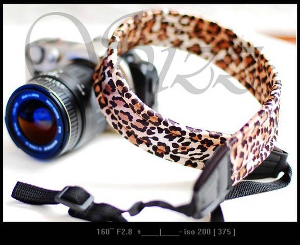 sizzlestrapz's shop - alça de câmera personalizada