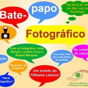 Bate-papo fotográfico em São Luiz do Paraitinga