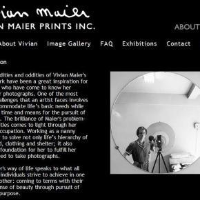 Vivian Maier, a babá que fotografa pra caramba