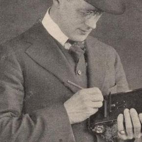 Autographic film: escreva no filme antes de revelar