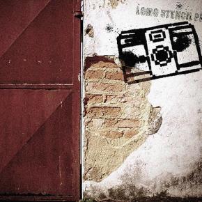 Lomo Stencil Project