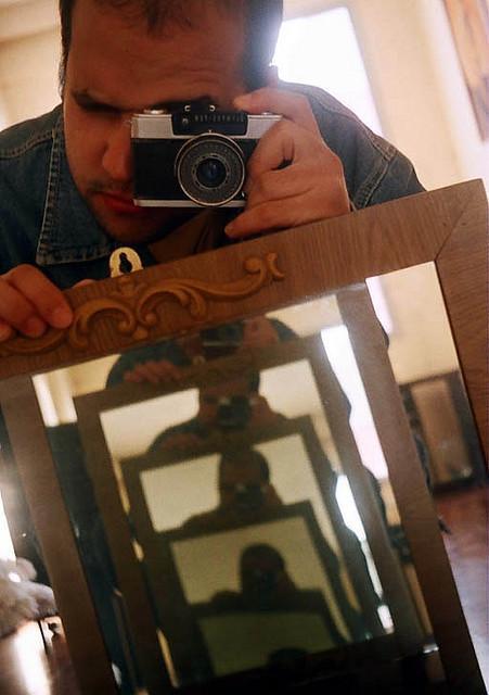 autorretrato-espelho