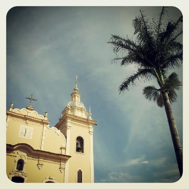 #Local Catedral de São Francisco das Chagas de Taubaté