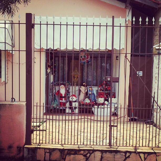 #local, Centro de Tremembé, cheio de casinhas legais. #FelizNatal!