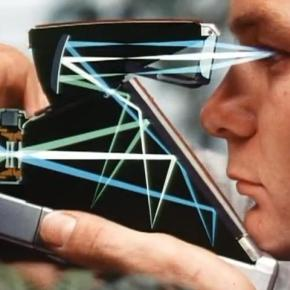 Vídeo promocional da Polaroid  SX-70 por Charles e Ray Eames