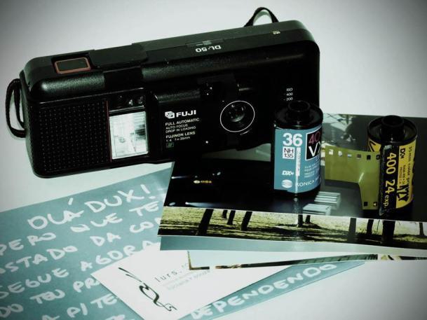 Fotografia Analógica - Lomotrade, troca de câmeras e filmes por correio - DXFoto