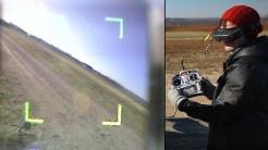 Lomo-copter, uma Diana F+ pendurada em um mini helicóptero - visor 2 - DXFoto