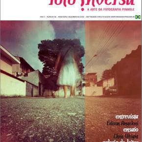 Revista Foto Inversa - Fotografia Pinhole - 6ª Edição