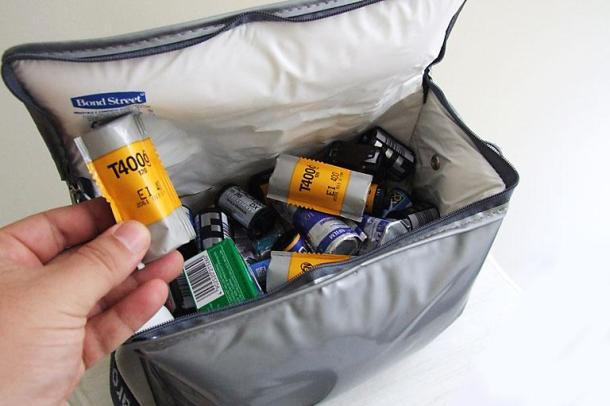 protecting film from heat