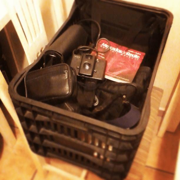 #instagram, olha o tamanho da bagagem pro #filmepalooza #2