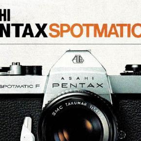 Pentax Spotmatic F - manual de usuário