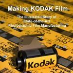 Making Kodak Film: o livro dos bastidores da produção de filmes da Kodak