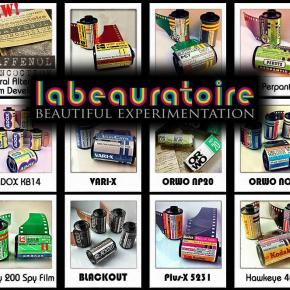 Labeauratoire: beautiful experimentation