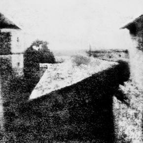 A primeira fotografia reconhecida da história