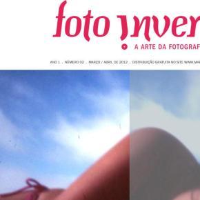 Revista Foto Inversa - Fotografia Pinhole - 2ª Edição